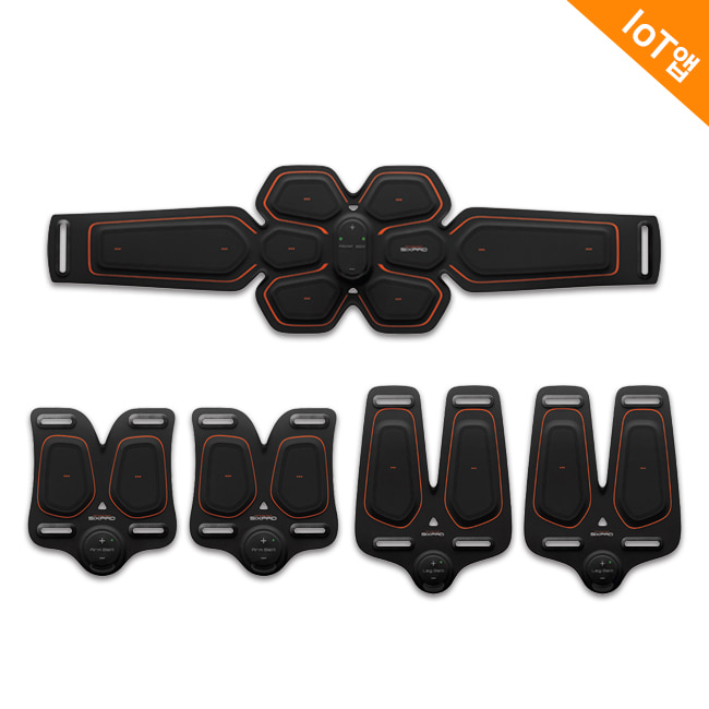 SIXPAD Full Belt Set